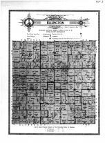Ellington Township, Dodge County 1914